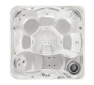 7' hot tub