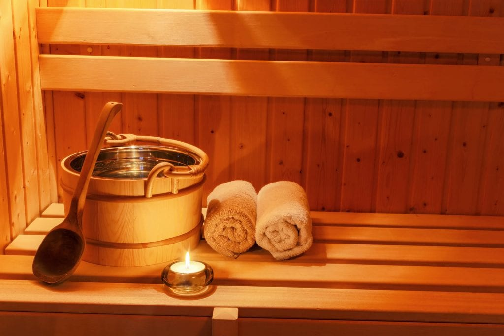 All Natural Pain Relief In a Sauna, Reno Sauna Sale