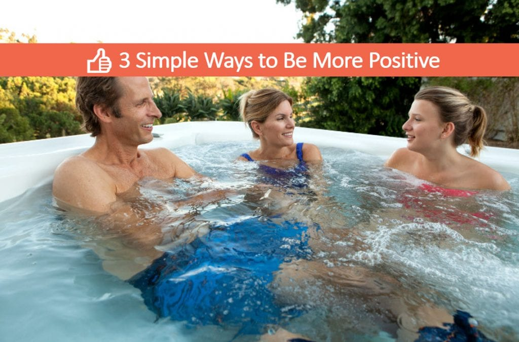 Hot Tub, Swim Spa Dealer Near Me in Sparks Supports Positive Attitude Month