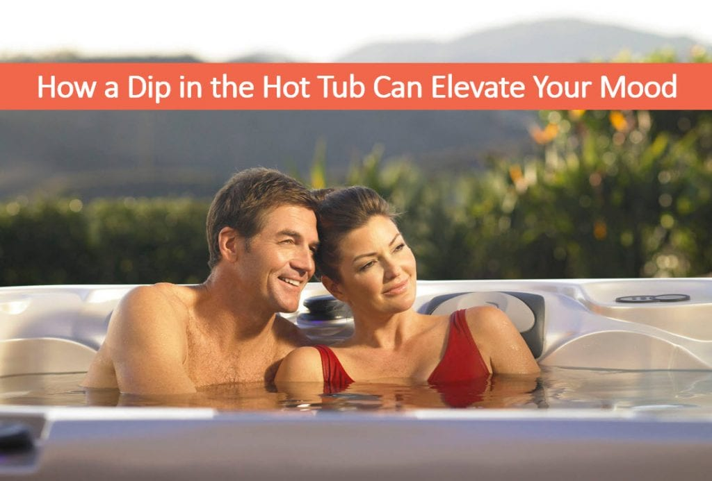 How a Dip in the Hot Tub Can Elevate Your Mood – Hot Tub Dealer Near Me Sparks
