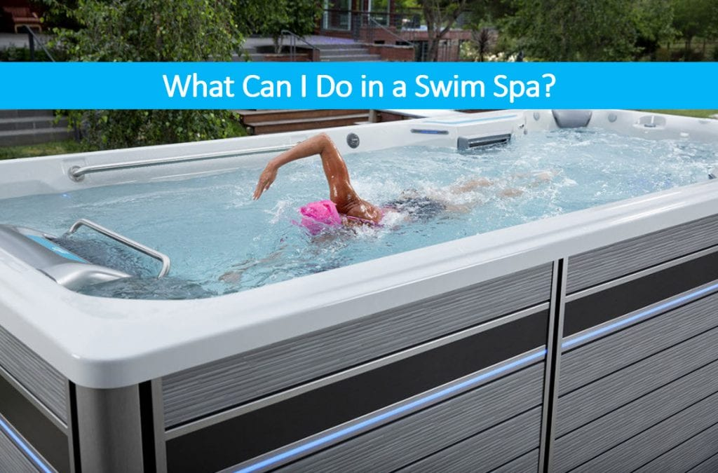 What Can I Do in a Lap Pool? Swim Spas Near Me Sparks