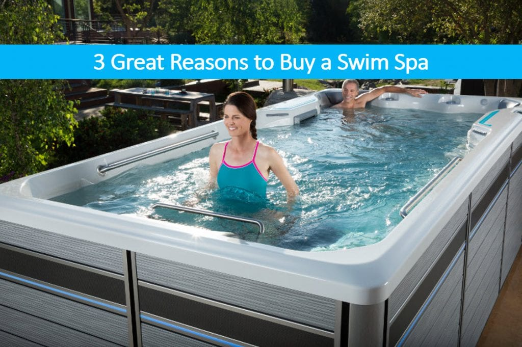 3 Reasons to Buy a Reno Swim Spa, Lap Pools Sale